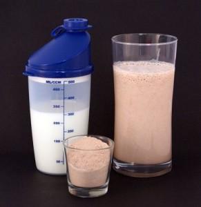 proteina en polvo